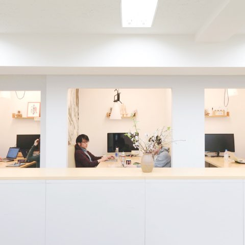 オフィス風景1